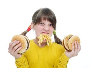 Kids school packed lunches still full of junk food